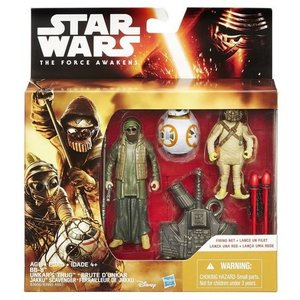 Star Wars Action figure Star Wars 2-Pack 10 cm: Jukka