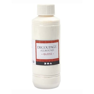 Decopatch Laklijm Glans 250 ml