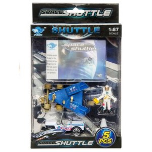 Space Shuttle Speelset ( Voorraad: 42 stuks OP=OP!)