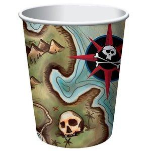 Beker Piraat ( nog 10 x op voorraad )