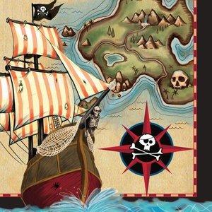Servetten Piraat ( nog 1 x op voorraad )