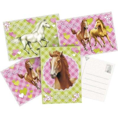 Paarden Uitnodiging