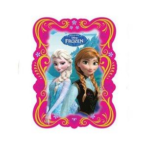 Frozen Uitnodiging ( nog 9 stuks leverbaar )