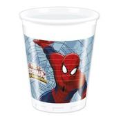 Beker spiderman