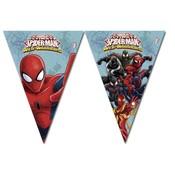 Vlaggenlijn spiderman ( 2,3 meter)