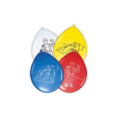 Ballonnen formule 1