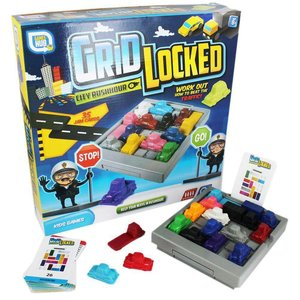 Grid Lockes City Rushhour (Voorraad: 30 stuks OP=OP!)