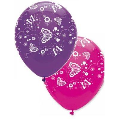 Ballonnen vlinders