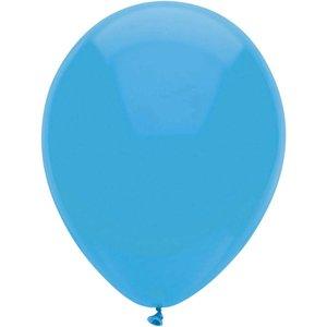 Ballonnen lichtblauw 25 cm
