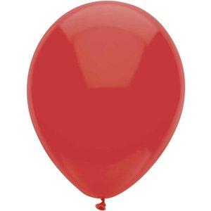 Ballonnen rood 25 cm