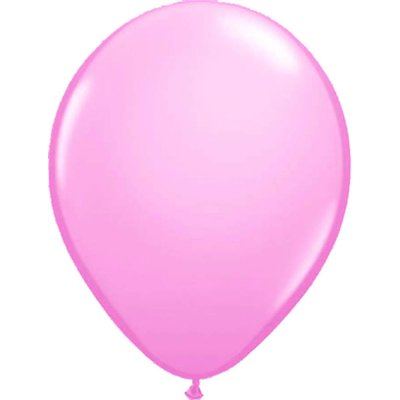 Ballonnen Roze