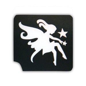 Tattoo sjabloon Fairy Star