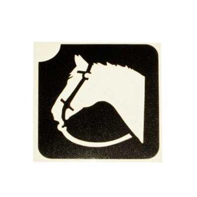 Tattoo Sjabloon Paard