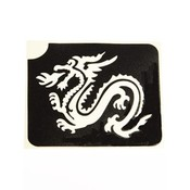 Tattoo Sjabloon Japanse Draak