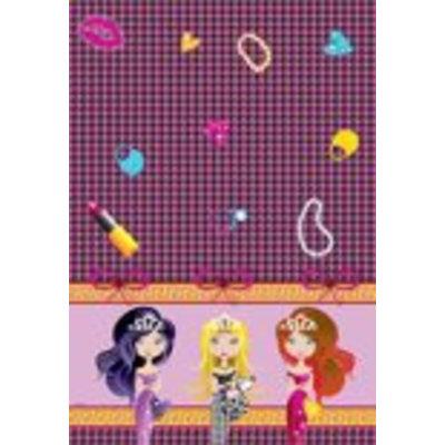 Tafelkleed glam girls