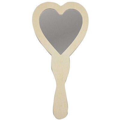Handspiegel hart