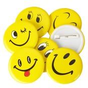 Button smileface