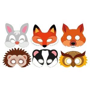 Masker bosdieren