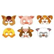 Masker dieren