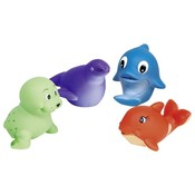 Waterspuiter Zeedieren