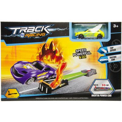 Racebaan fire