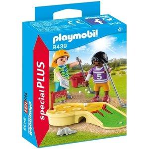 Playmobil Playmobil Plus 9439 Kinderen met mini-golf