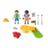Playmobil Playmobil Plus 9439 Kinderen met mini-golf