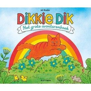 Dikkie Dik Het grote avonturenboek (met hologram!)