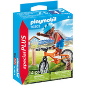 Playmobil Playmobil Plus 70303 Mountainbiker