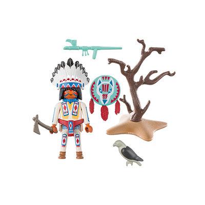 Playmobil Playmobil Plus 70062 Inheems stamhoofd