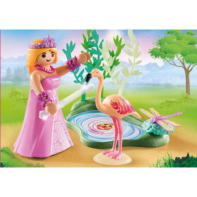Playmobil Playmobil Plus 70247 Prinses aan de vijver