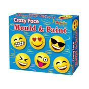 Maak je eigen magneet set Crazy Face OP = OP