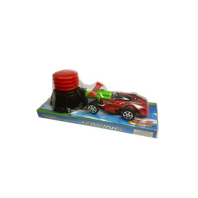 Afschiet auto racer