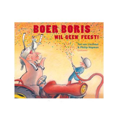 Boer Boris wil geen feest