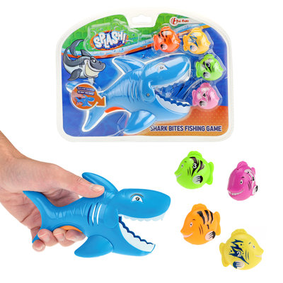Haaien vangspel ( VOORRAAD 54 STUKS OP=OP)
