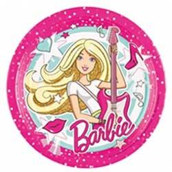Barbie Popstar feestje