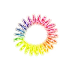 Haarelastiek regenboog