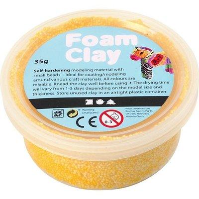 Foam Clay 35 gr. geel