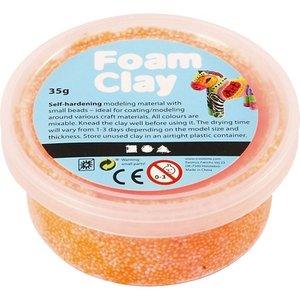 Foam Clay 35 gr. neon oranje