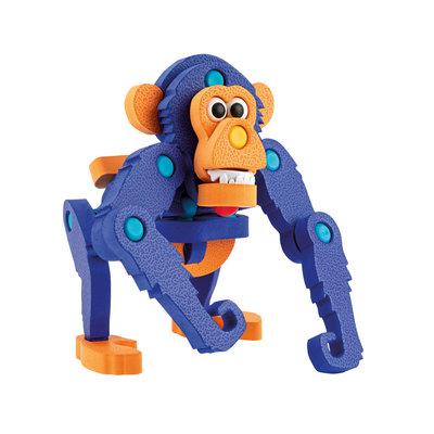 Foampuzzel gorilla (nog 46 stuks OP = OP)