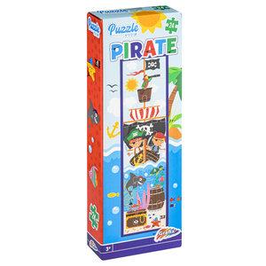 Lange puzzel piraat (UITVERKOCHT)