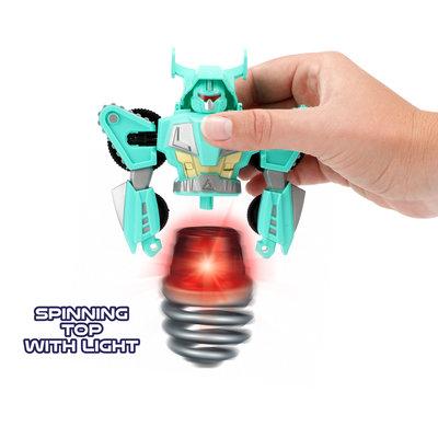Veranderrobot 3-in-1 met licht