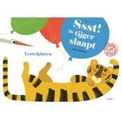 Vertelplaten Sssst! De tijger slaapt!