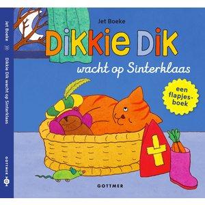Dikkie Dik wacht op Sinterklaas (flapjesboek) (begin november leverbaar)