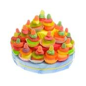 Snoeptaart Cupcakes (25 pers.) Voorraad 1 stuk OP=OP!