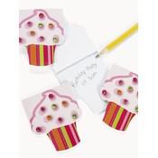 Cupcake Notitieboekje