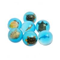 Stuiterbal zeedieren 3D