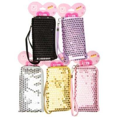Handtas mini glitter