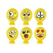 Ballon hoofd smile