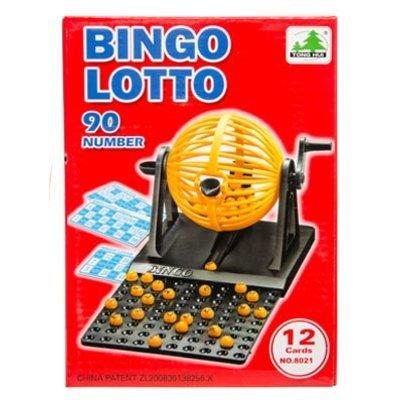 Bingo Spel ( Voorraad: 30 stuks OP=OP!)